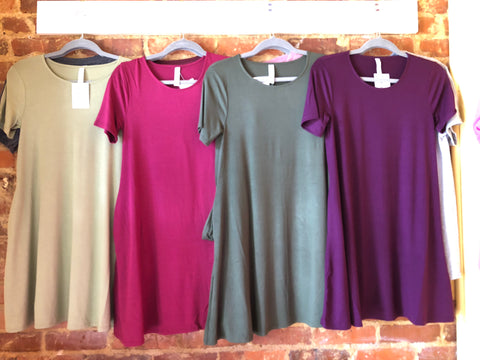 Samantha Pocket Tunic
