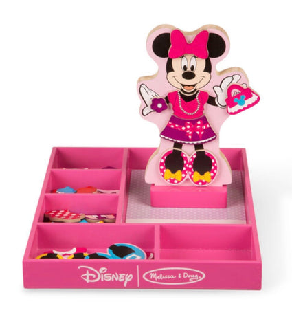 Minnie Magnetic Dress-Up