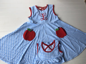 Apple Dress Mono L