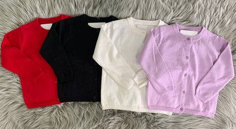 Button Front Cardigans