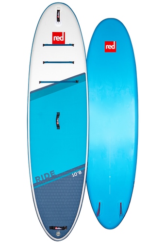 Red Paddle Co. 2021 10'8″ RIDE MSL Inflatable Paddle Board **Pre-order for December 2020 Delivery**