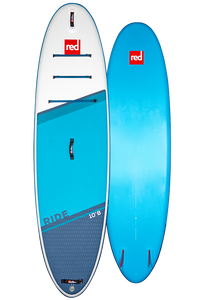 Red Paddle Co. 2021 10'8″ RIDE MSL Inflatable Paddle Board **Pre-order for January 2021 Delivery**