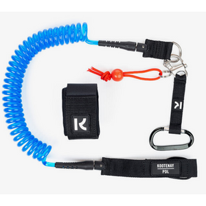 Kootenay QR/ Ankle 2 In 1 Leash.