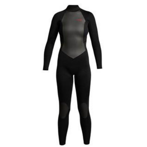 Women's XCEL 5/4mm AXIS Wetsuit and 5mm DRYLOCK Bootie Package. **Pre Order For April 2021**