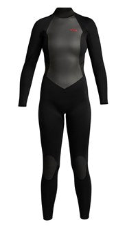 Women's Axis Fullsuit 5/4