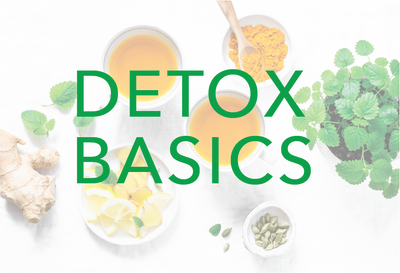 5 Top Supplements For Your Detox