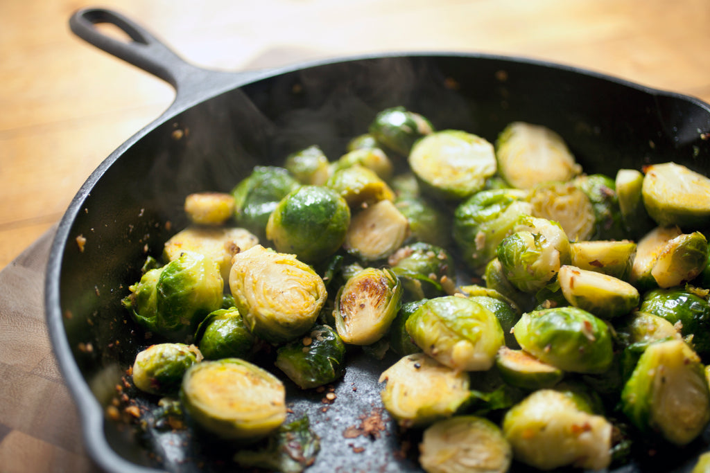 Brussels Sprout Recipe Your Kids Will Like!
