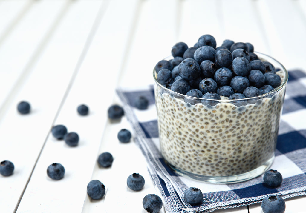 Why and how to Use Chia Seeds