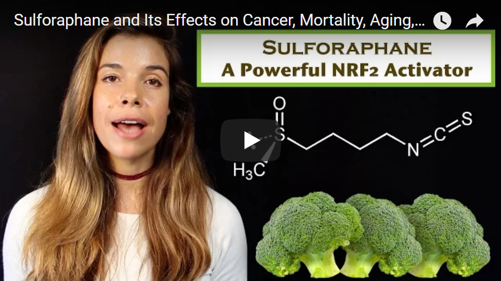 Dr. Rhonda Patrick on Sulforaphane and Its Health Implications
