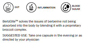 BerbElite™ for Blood Glucose Support