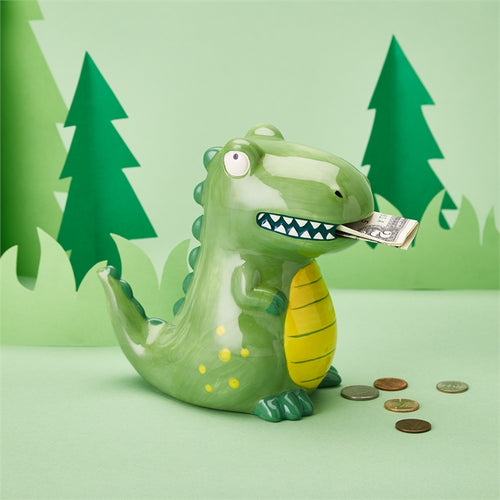 Dino-Mite T-rex Money Bank