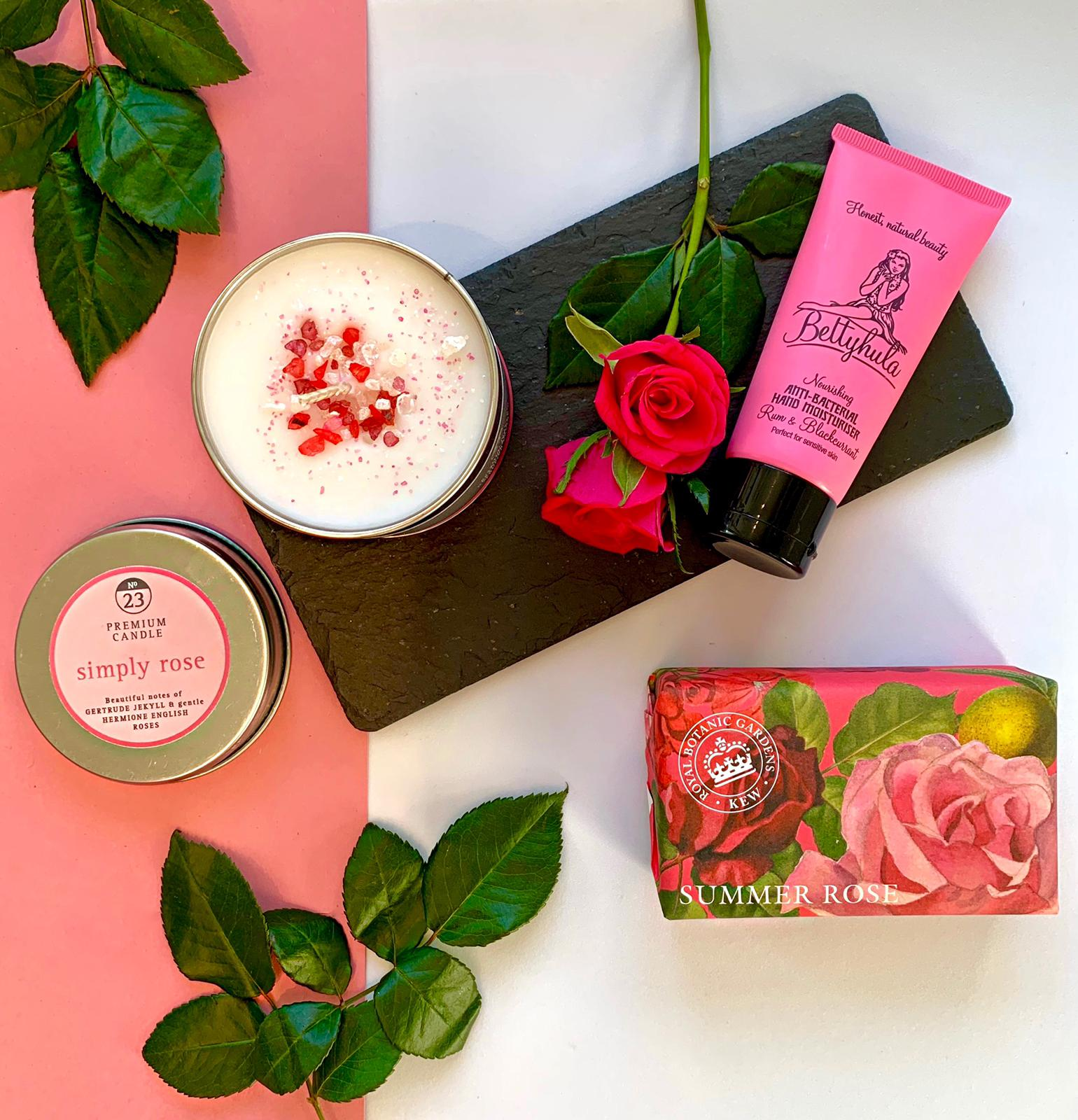 """Simply Rose"" Mother's Day gift collection"