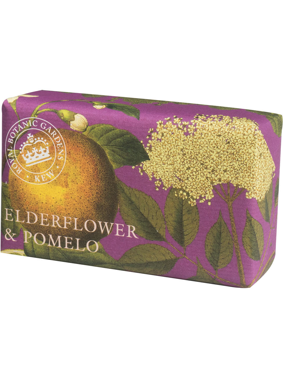 Royal Kew Gardens - Elderflower & Pomelo Soap