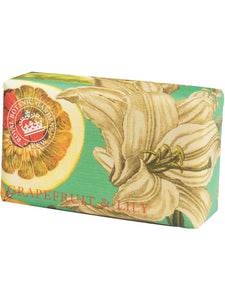 Royal Kew Gardens - Grapefruit & Lily Soap