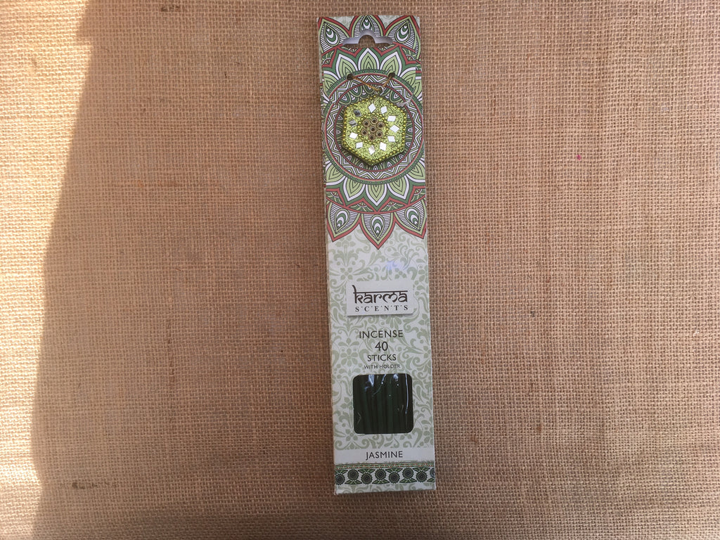 Karma Incense sticks - Jasmine fragrance