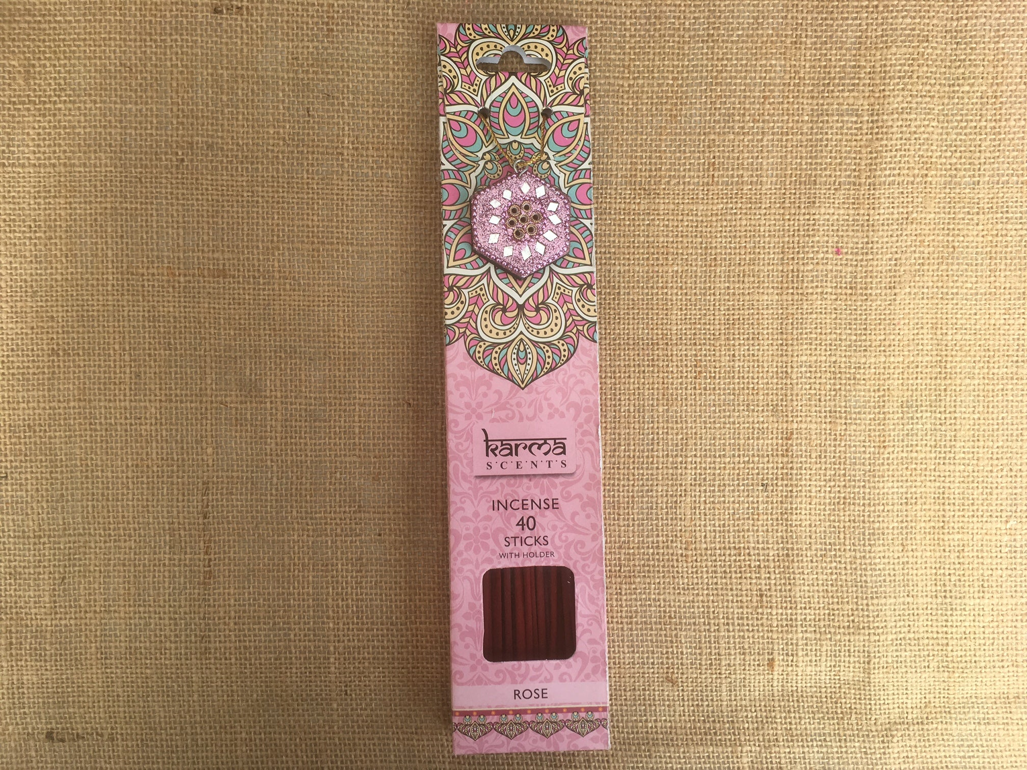 Karma Incense sticks - Rose fragrance