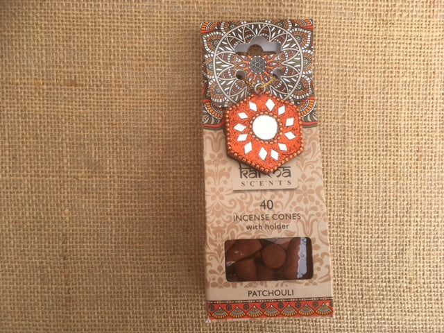 Karma Incense cones - Patchouli fragrance