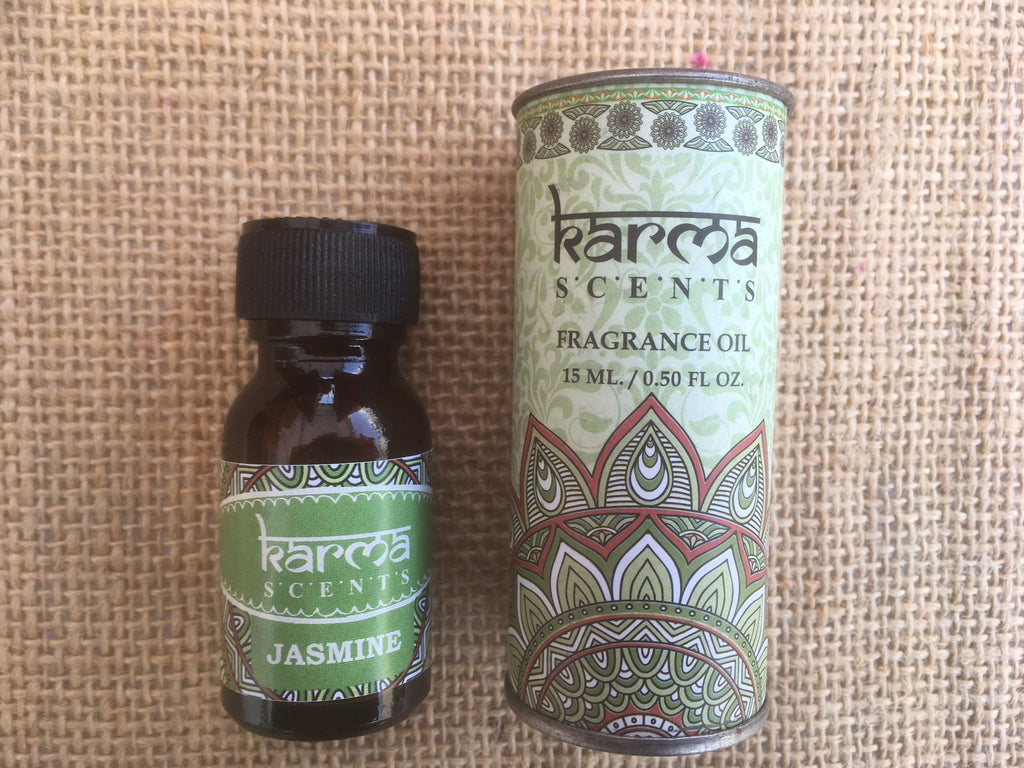 Karma - Jasmine Fragrance Oil