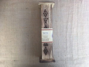 Karma Incense Scent Tower - Sandalwood fragrance