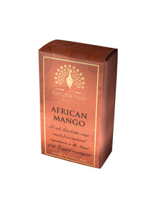 English Soap Company pure Indulgence Bath Soap - African Mango