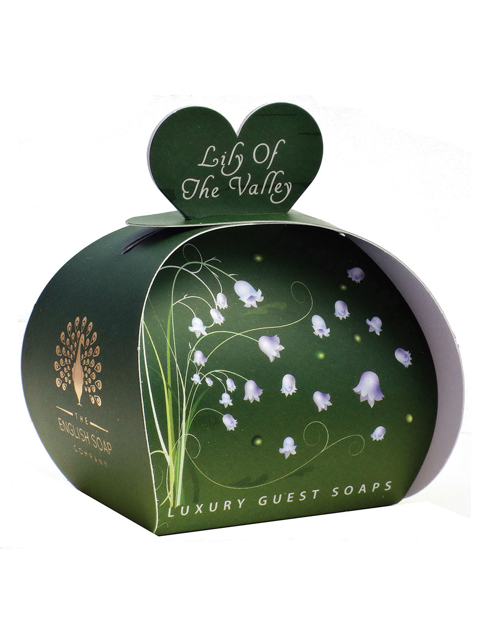 English Soap Company Luxury Guest Soaps - Lily of the Valley