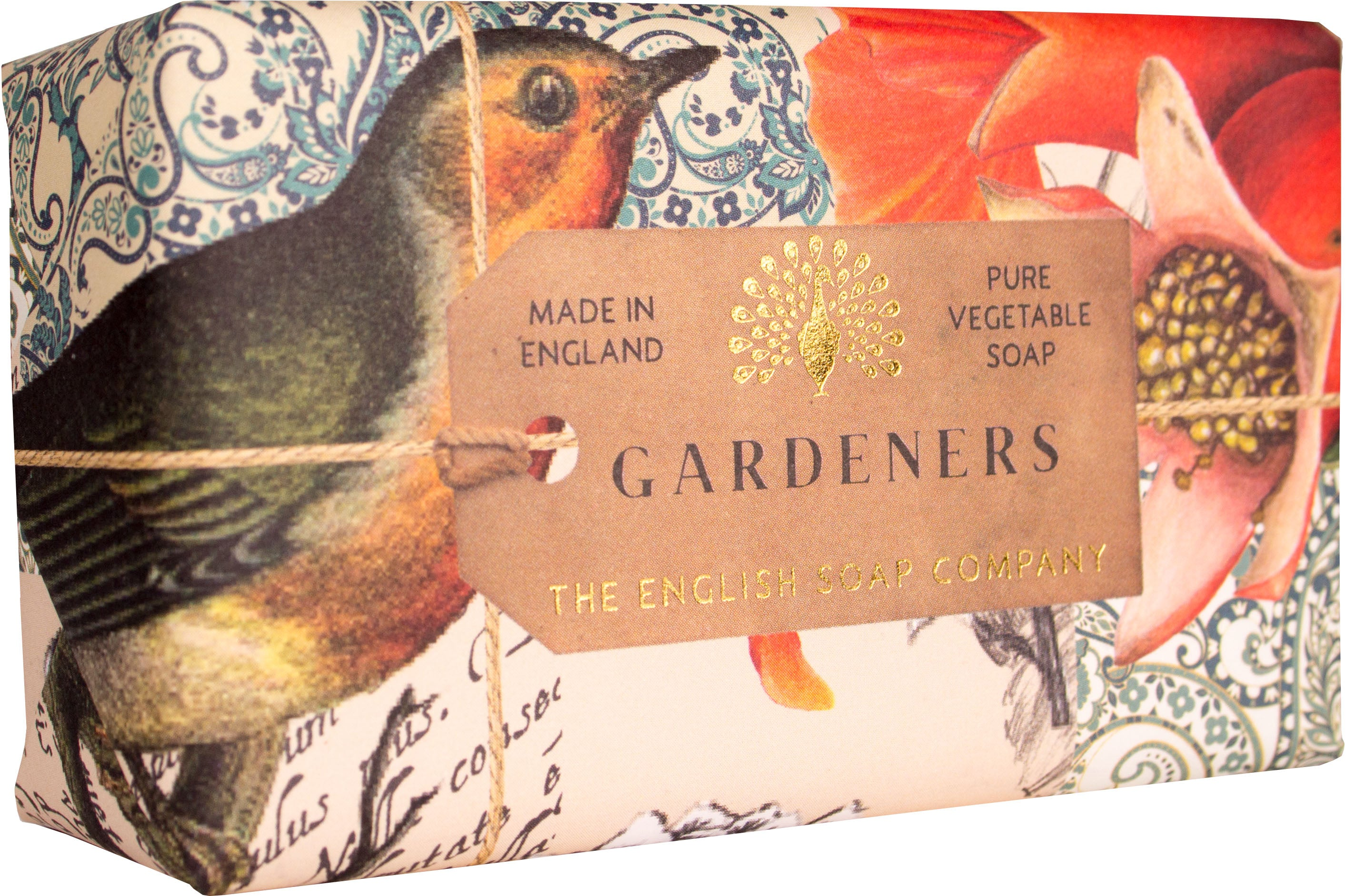 Anniversary Collection by the English Soap Company - Exfoliating Gardeners