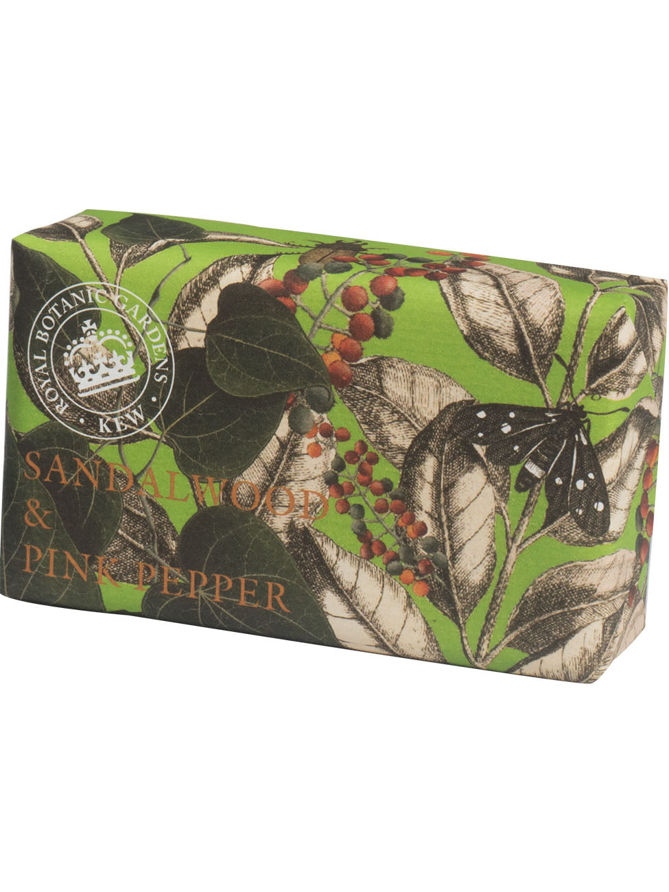 Royal Kew Gardens - Sandalwood & Pink Peppercorn Soap