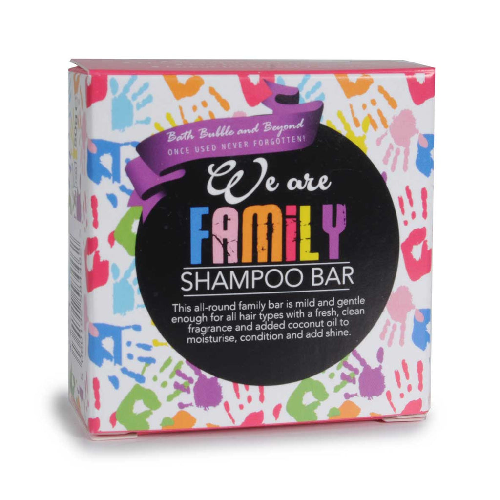 We Are Family -Shampoo Bar