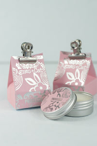"""Agnes + Cat""     Lip Balm - Prosecco"
