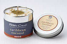 Potters Crouch perfumed candle - Caribbean Coconut