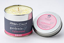 Potters Crouch perfumed candle - Gardenia & Tuberose