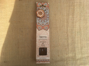 Karma Incense sticks - Patchouli fragrance