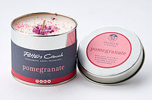 Potters Crouch perfumed candle - Pomegranate