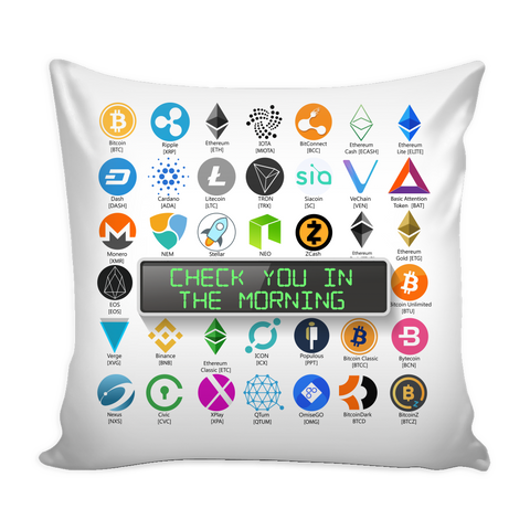 Coin Pillow