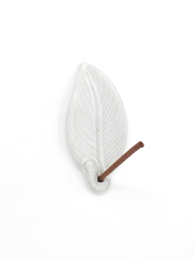 Leaf Incense Holder