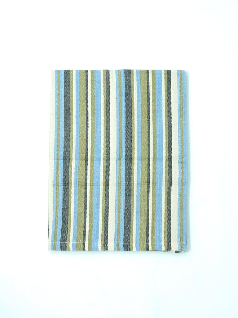 Handloom Kitchen Towel - Watercress