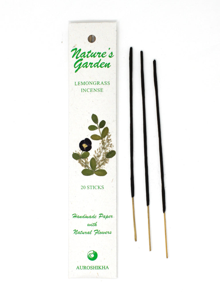 Nature's Garden Incense - Woody Scents
