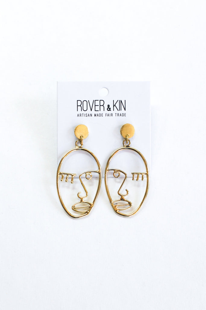 Wink Wink Earrings