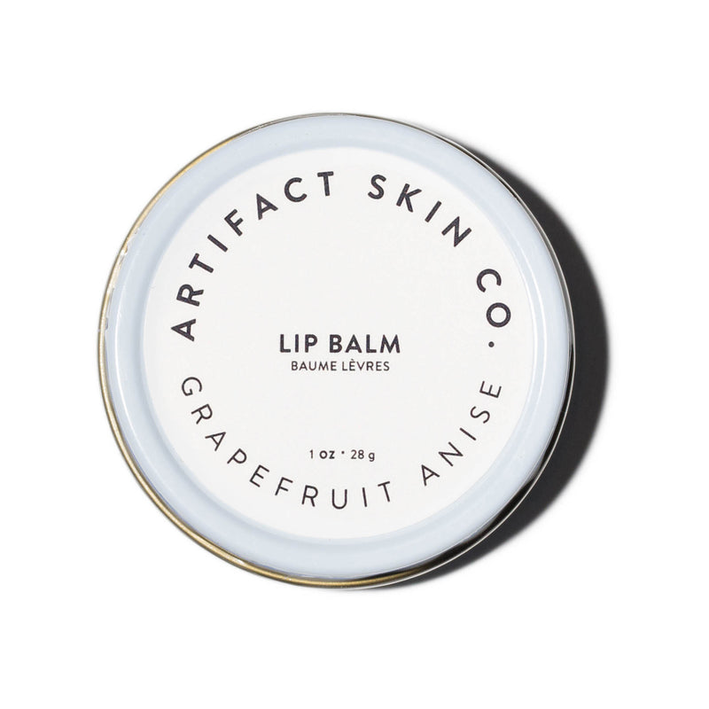 Grapefruit Anise Lip Balm