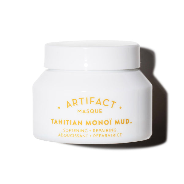 Tahitian Monoi Mud Masque
