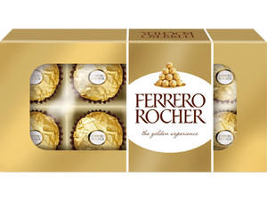 CHOCOLATES FERRERO x8