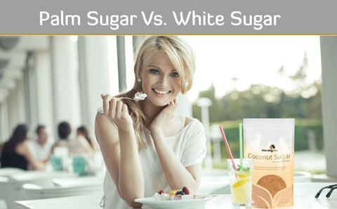 Coconut Palm Sugar Vs. Regular Sugar