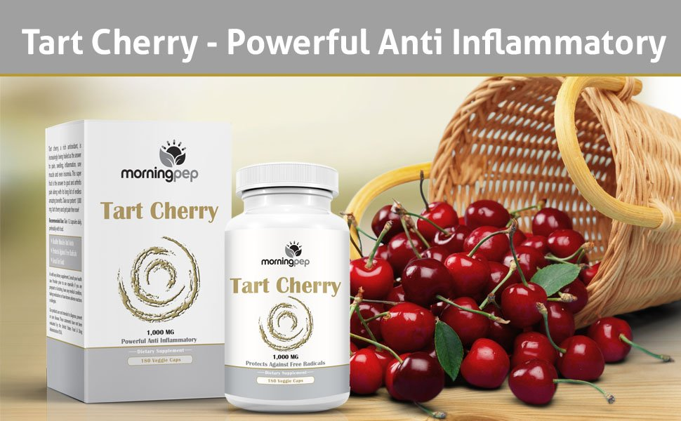 Tart Cherry In A Nutshell