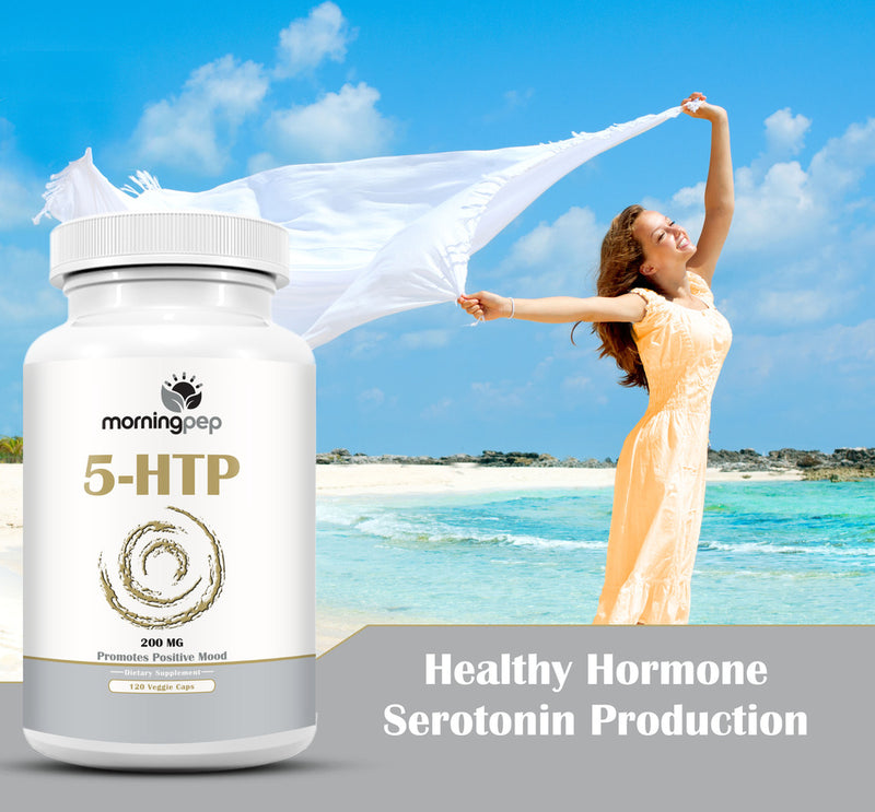 5-HTP Supplement 200MG