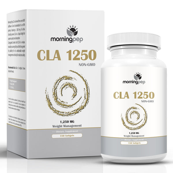 CLA 1250mg Supplement