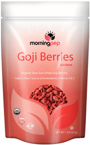 Goji Berries Raw Sundried