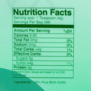 Pure Birch Xylitol Sweetener (Multiple Sizes Available)