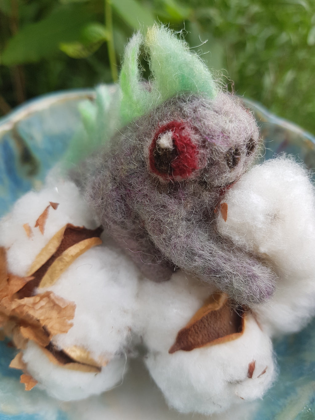 Beginner Felting