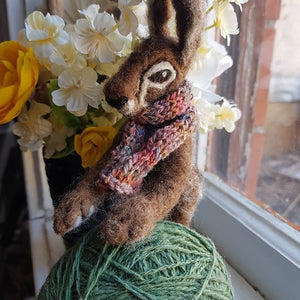 Felting Beautiful Creatures - Rabbits