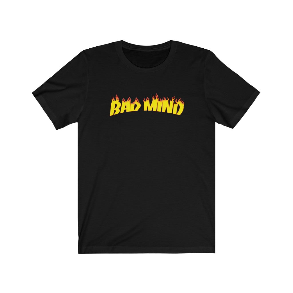 "The ""BUN BAD MIND "" Unisex Short Sleeve Tee"